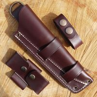 Mk II TBS Leather Nordic Dangler Type Knife Sheath - REGULAR